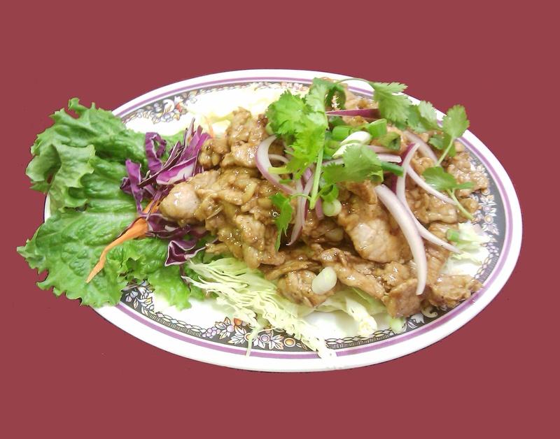 Chicken Pepper Garlic