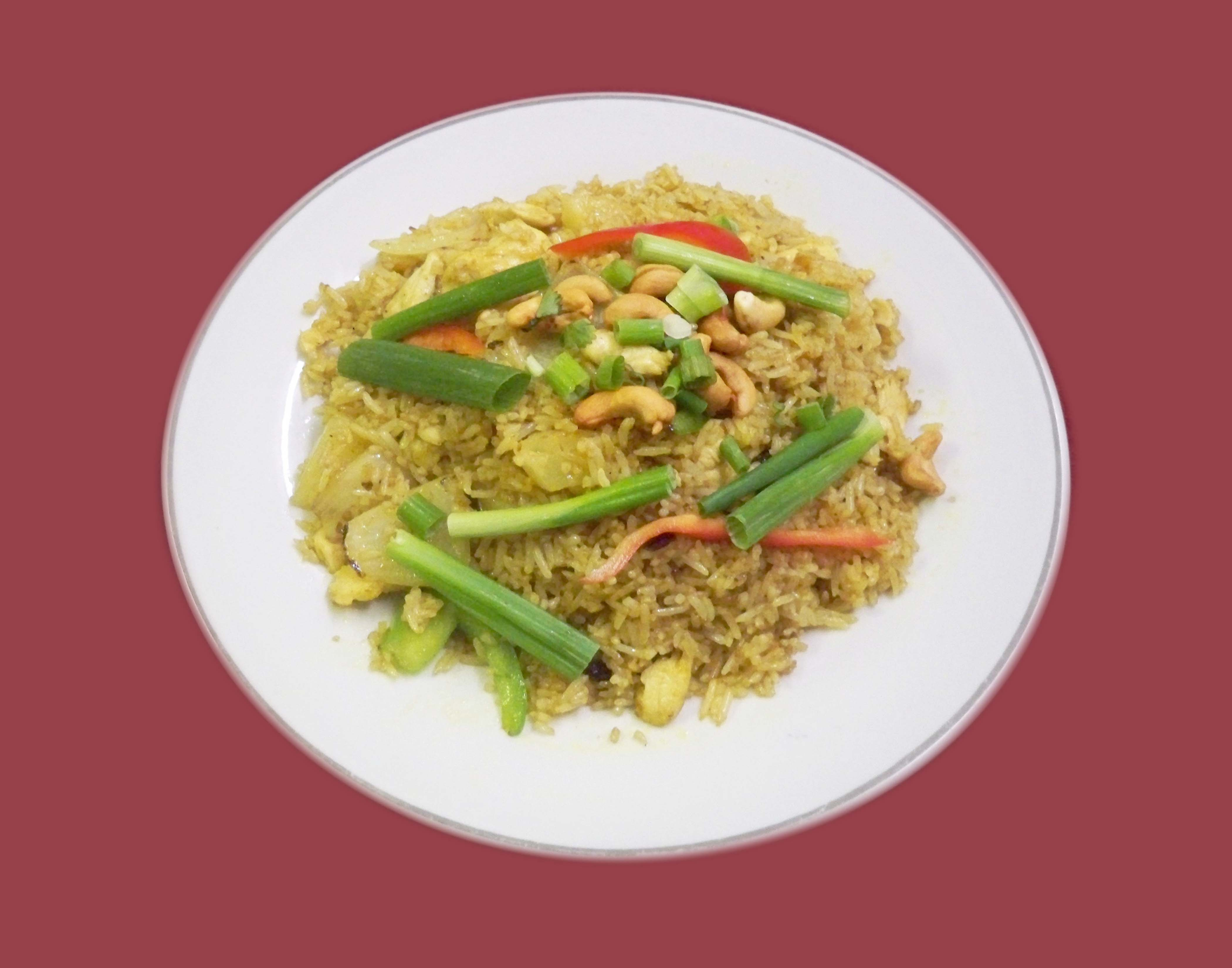 Pinapple Fried Rice